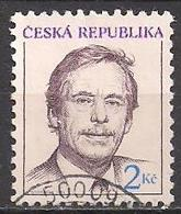 Tschechien  (1993)  Mi.Nr.  3  Gest. / Used  (11fl26) - Tschechische Republik