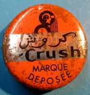 CAPSULE CRUSH MARQUE DEPOSEE ( AVEC ECRITURE ARABE ? ? ? ) - Capsules