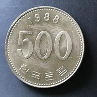 South Korea 500 Won 1988 - Korea, South