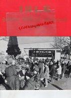 87 - ISLE - BULLETIN OFFICIEL MUNICIPAL 1968- LAUCOURNET MAIRE-AMBLARD LADURANTE-PORCELAINES RAYNAUD LIMOGES- COUSTY- - Documents Historiques