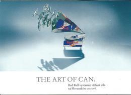 Red Bull - Postcard - Drinks - Pubblicitari