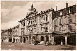 CPSM Dentelées - Vieilles Voitures Devant La Mairie - PONT A MOUSSON 54 Meurthe Et Moselle - N°17 - Edit. Roeder Nancy - Pont A Mousson