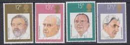 Great Britain 1980 Dirigenten / Conductors  4v ** Mnh (38900K) - Unused Stamps
