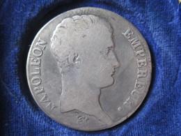 5 Francs Napoléon Empereur An 13 A - J. 5 Francs