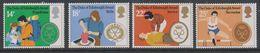 Great Britain 1981 Duke Of Edingburgh's Award 4v ** Mnh (38900M) - 1952-.... (Elizabeth II)