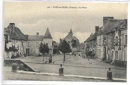 PORT DE PILES - La Place - France
