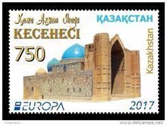 KAZAKHSTAN KASACHSTAN EUROPA CEPT 2017 Set/serie/Marke, Neuve/mint/postfrisch - 2017