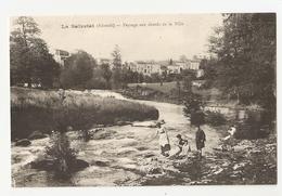 34 La Salvetat, Paysage Aux Abords De La Ville (2949) - Autres Communes