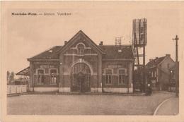 MOERBEKE WAAS Station Voorkant - Moerbeke-Waas