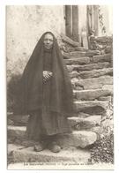 34 La Salvetat, Type Paysanne En Capette. Carte Inédite (2953) - Autres Communes