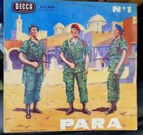Rare Disque Chanson Para édition Decca - 1939-45