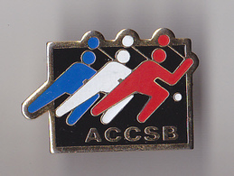 PIN'S  THEME SPORT POLO  ACCSB - Badges