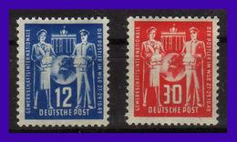 1949 - RDA - Sc. 49 - 50 - MLH - RDA - 025 - [6] República Democrática