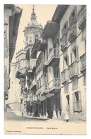 (20095-00) Espagne - Fuenterrabia - Calle Mayor - Espagne