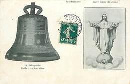 - Thèmes -ref-A514- Cloches - Cloche - La Savoyarde - Paris Montmartre - 18 Eme Arrondissment - Carte Bon Etat - - Cartes Postales