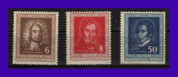 1952 - RDA - Sc. 100 - 102 - MLH - RDA - 035 - [6] República Democrática