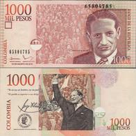Colombia 2015 - 1000 Pesos - Pick 456 UNC - Colombie