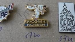 NOISY LE SEC  JUDO CLUB NOISEEN - Judo