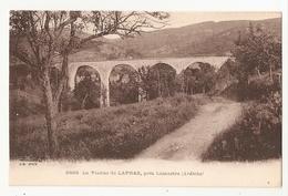 07 Près Lamastre, Viaduc De Lapras (2958) L300 - Lamastre