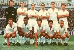 PIE18-Amb-2871 :  EQUIPE DE FOOTBALL VALENCIA C. F. - Football
