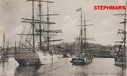 CPA 13 : N°88 - MARSEILLE - LE VIEUX PORT - édition BLOC FRÈRES - Old Port, Saint Victor, Le Panier