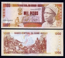 GUINEA BISSAU  1000 Pesos - 1993 - UNC - Guinea–Bissau