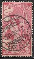 Svizzera Lotto N.A 72 Anno 1900 Yvert N.87 Usato - Oblitérés