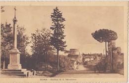 ROMA37 -   ROMA   --    BASILICA DI S. SEBASTIANO - Roma (Rom)
