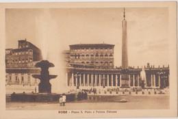 ROMA39 -   ROMA   --   PIAZZA S. PIETRO E PALAZZO VATICANO - Roma (Rom)