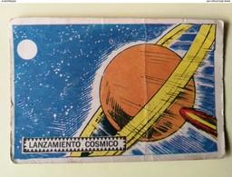PLATOS VOLADORES AL ATAQUE # 95 ORIGINAL CARD Oesterheld Y Alberto Breccia - SPACE SCI -FI UFO OVNI SOUCOUPE - Confectionery & Biscuits