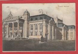 CPA: Roumanie - Jasi - Teatrul National - Thêatre - Roumanie