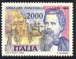 """Varieta' """"Campanile Blù"""" Su Ponchielli MNH** (vedi Descrizione) 2 Immagini - 6. 1946-.. Repubblica"""