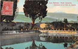 GRAN CANARIA - Las Palmas -  Estanque En El Valle De Agaete - Gran Canaria