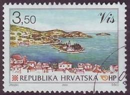 CROATIA 555,used - Timbres