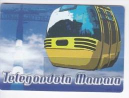 Romania , Mamaia , Transportation Ticket , Telegondola  Ticket - Season Ticket