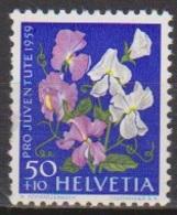 Schweiz 1959 MiNr. 691 ** Postfrisch Pro Juventute  ( 6500 )Günstige Versandkosten - Neufs