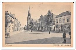Helmond, Groeten Uit, Kerkstraat - Helmond