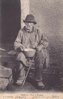 Type De Mendiant,haute Marne, écrit Compin Grand Licheur.. - Autres Communes
