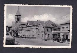 Bellevaux Ligneuville - Hotel Georges ( Voiture Citroen Traction Photo Lecoq Nels ) - Malmedy