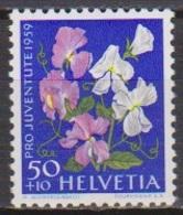 Schweiz 1959 MiNr. 691 ** Postfrisch Pro Juventute  ( 6501 )Günstige Versandkosten - Neufs