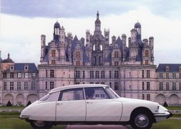 Citroen ID 19   -  1958  -  CPM - Turismo