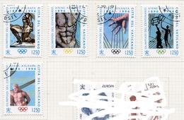 1996 - VATICANO - VATIKAN - Unif.  1050/1054 -  USED - (VAT.2646 - 29..) - Vaticano (Ciudad Del)