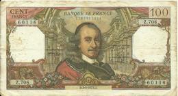 FRANCE - 100 FRANCS - 1973 - 60116 Z.708 - CIRCULÉ - VOIR PHOTOS E PRIS - 1962-1997 ''Francs''