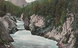 Beaver Gates And Canon, Beavermouth, Alberta, Canadian Pacific Railway - Other