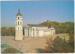 Vilnius - The Picture Gallery (former Cathedral)  - (Lithuania) - Litouwen