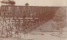 RV Viaduct Lethbridge, Alberta  Length One Mile & 47 Feet  Height 307 Feet - Other