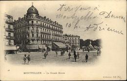 34  MONTPELLIER  La Grande Maison - Montpellier