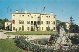 VILLA GODI MALINVERNI  . AFFR AU VERSO . 2 SCANES - Vicenza
