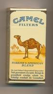 CAMEL Filters - 10 Sigaretten ! (ongeopend) - Cigarettes - Accessoires