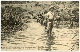 Est Africain Allemand - Occupation Belge - Les Marais De La Kagera - 1928 - Ruanda-Urundi